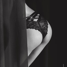 Aubade Femme Passion Noir