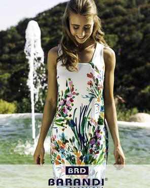 Barandi zomer kleedjes